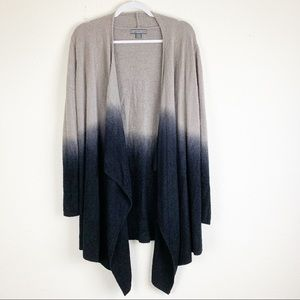 Barefoot dreams | Cozy Ombré waterfall Cardigan